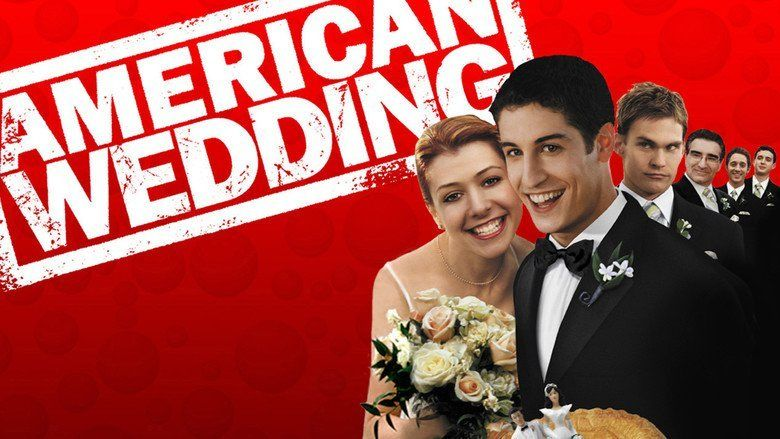 American Wedding movie scenes