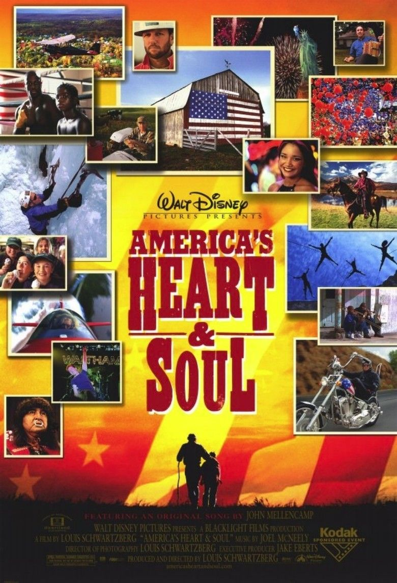 Americas Heart and Soul movie poster