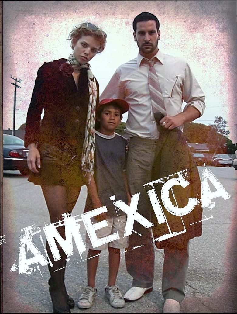 Amexica (film) movie poster
