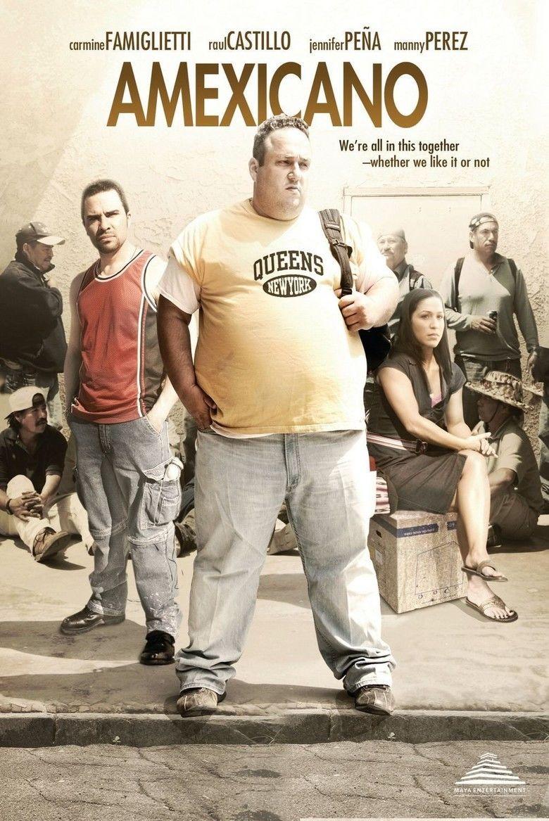 Amexicano movie poster