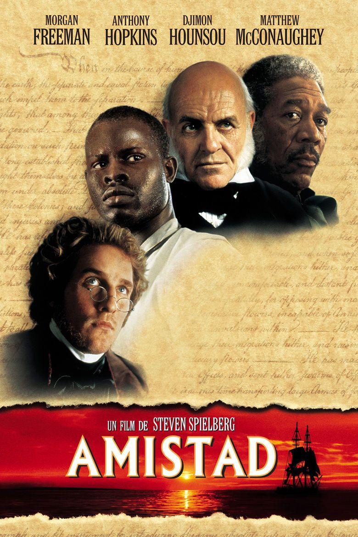 Amistad (film) movie poster