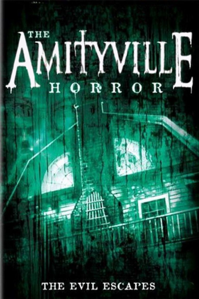 Amityville 4: The Evil Escapes movie poster