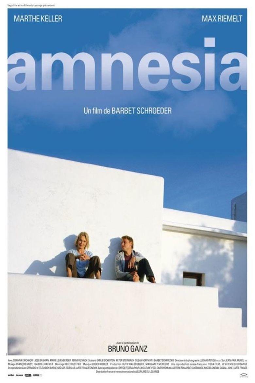 Amnesia (2015 film) movie poster