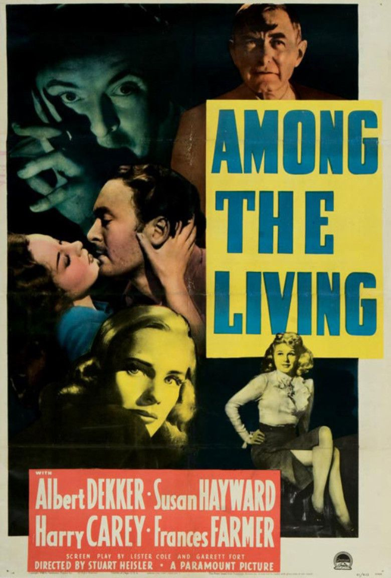 Among the Living (1941 film) movie poster