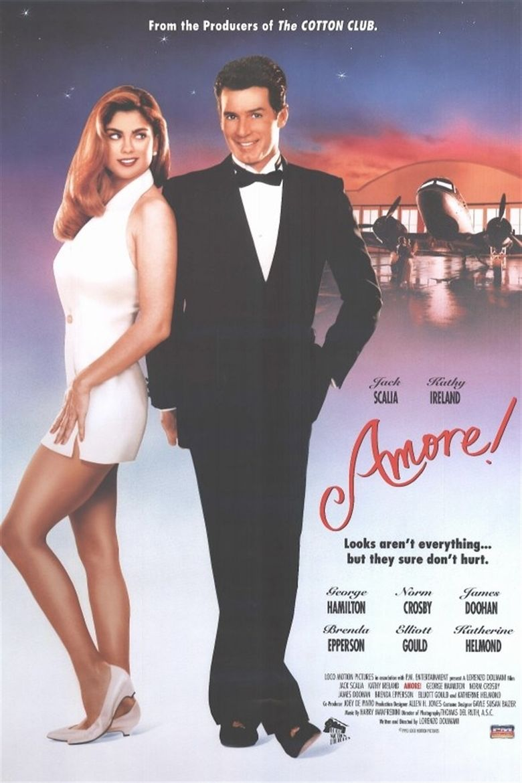 Amore! (1993 film) movie poster