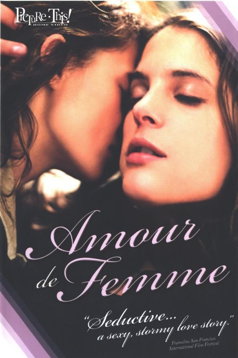 Amour de Femme movie poster