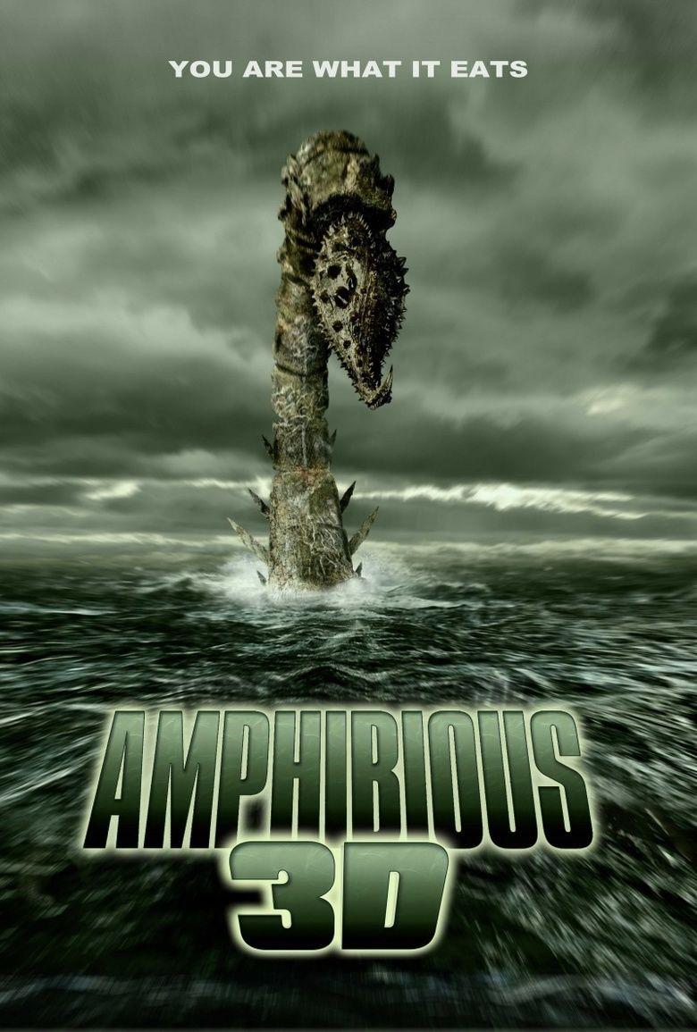 Amphibious (film) movie poster