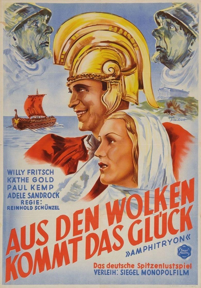 Amphitryon (film) movie poster