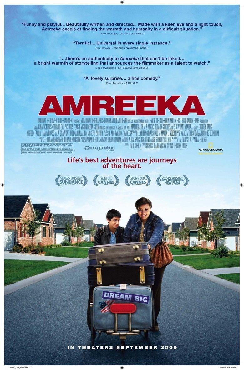 Amreeka movie scenes