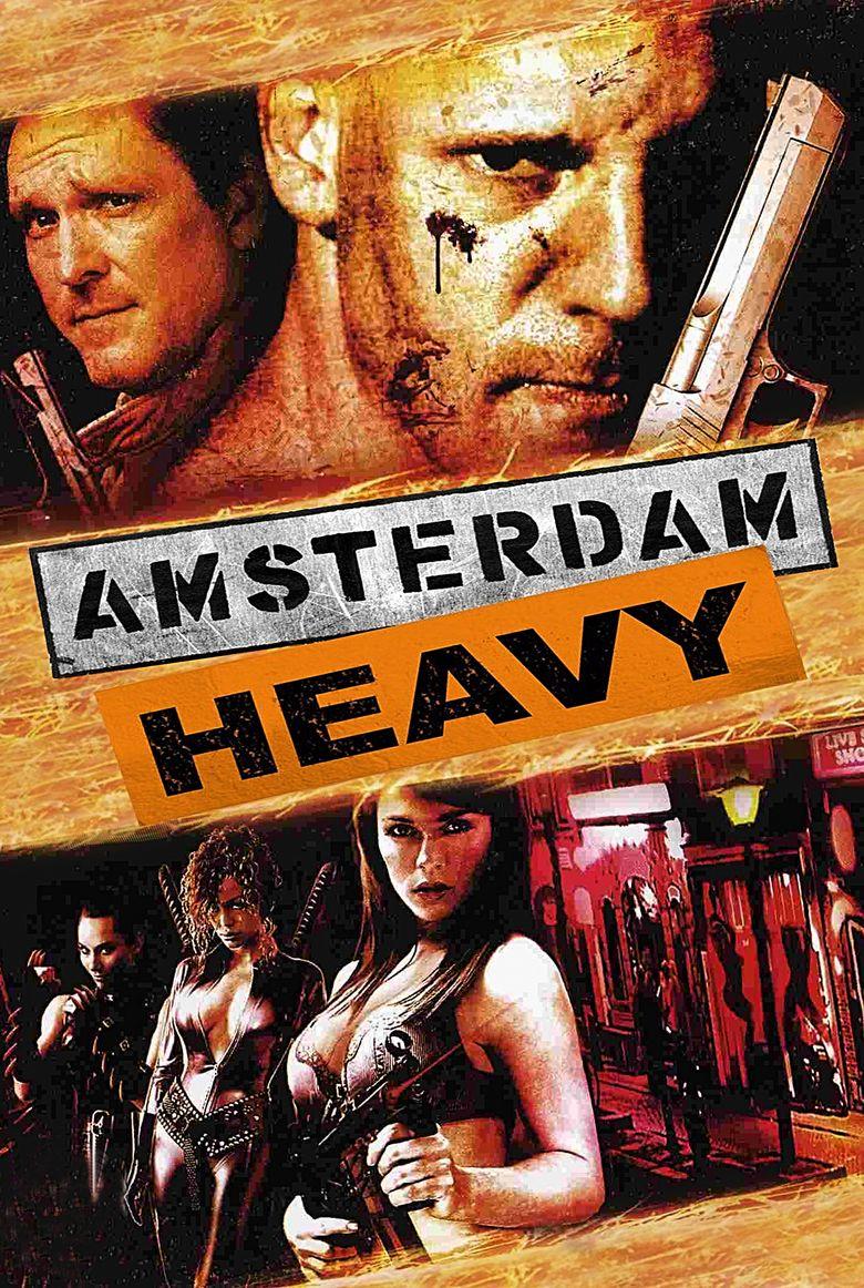 Amsterdam Heavy movie poster