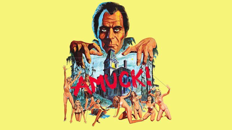 Amuck! movie scenes