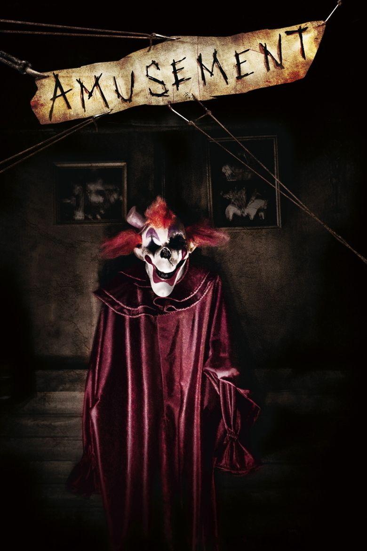 Amusement (film) movie poster