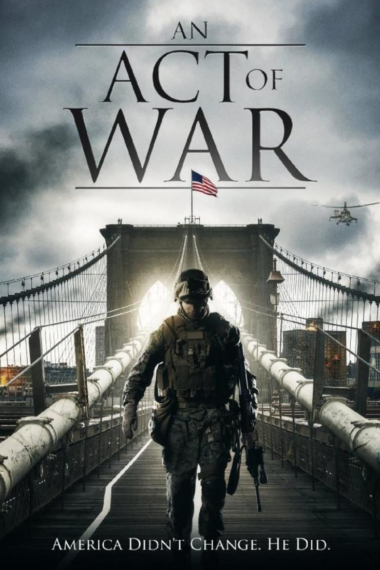 An Act of War movie poster