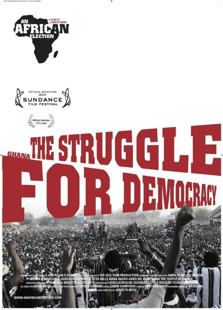 An African Election movie poster