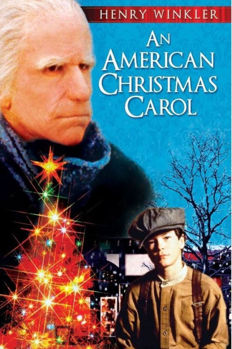 An American Christmas Carol movie poster