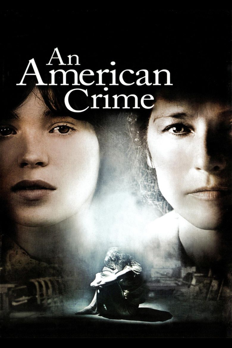 An American Crime movie poster