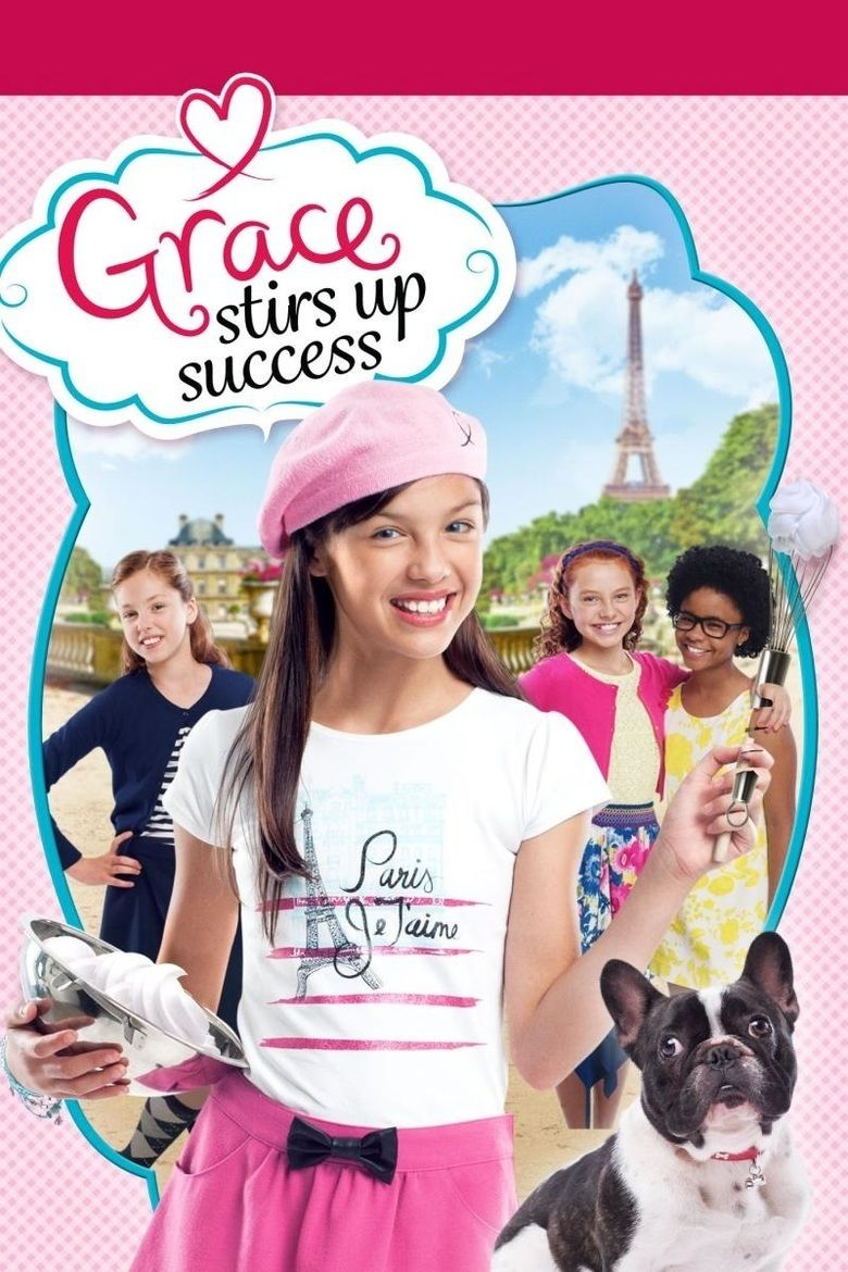 An American Girl: Grace Stirs Up Success movie poster