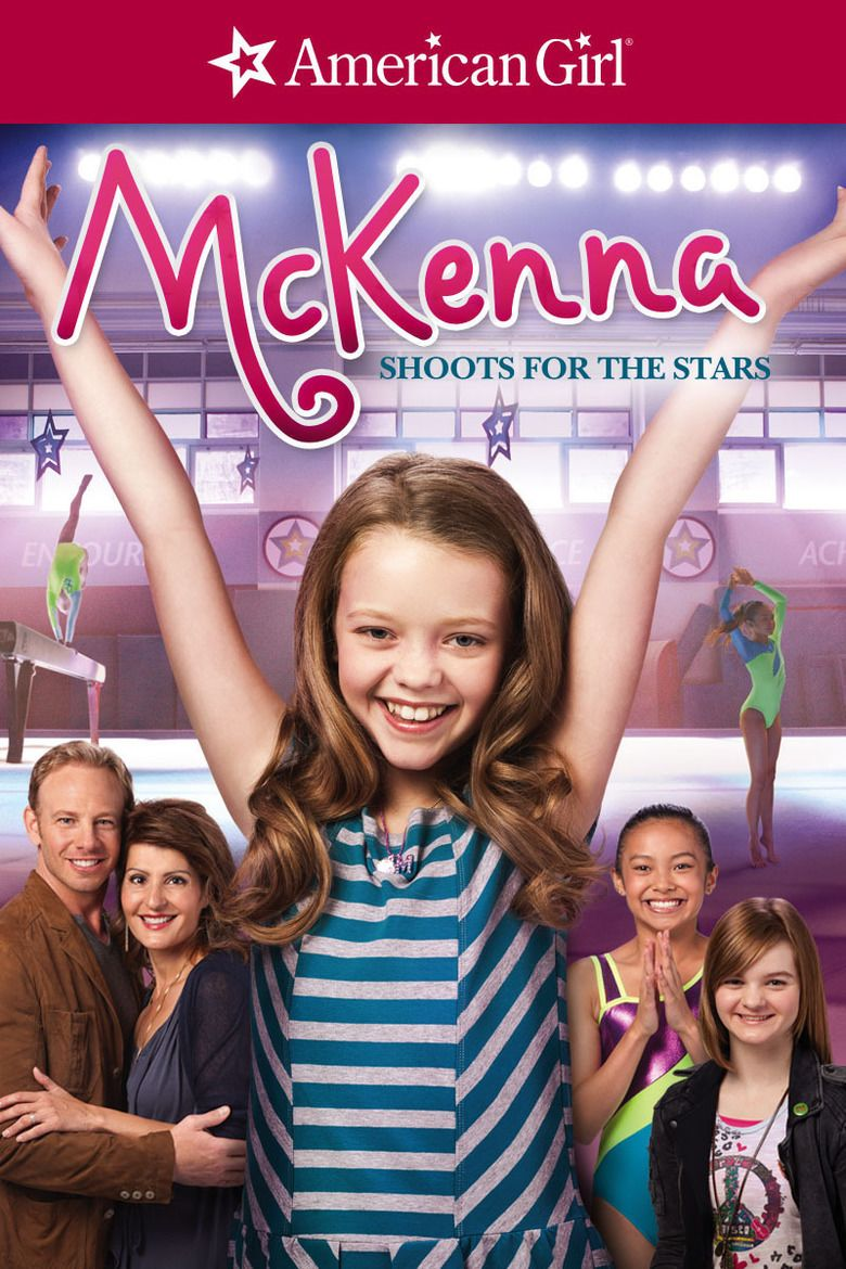 An American Girl: McKenna Shoots for the Stars movie poster