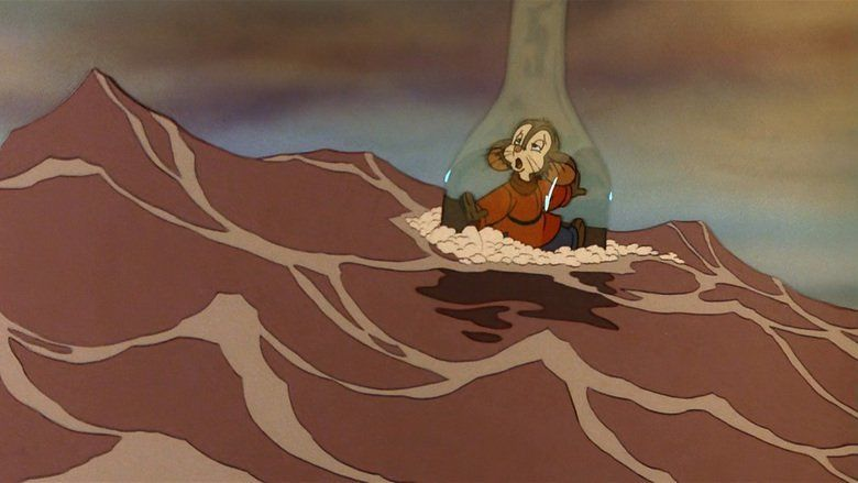 An American Tail movie scenes