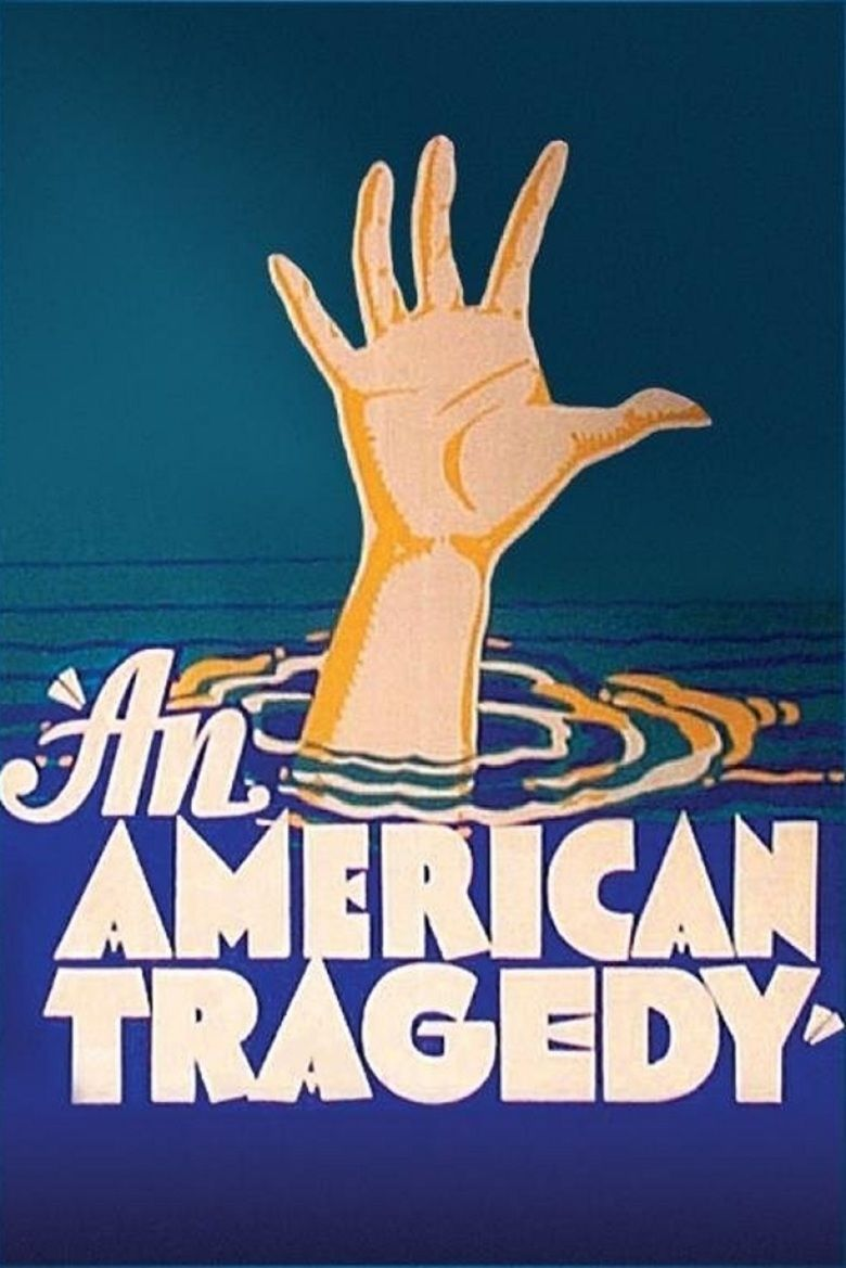An American Tragedy (film) movie poster