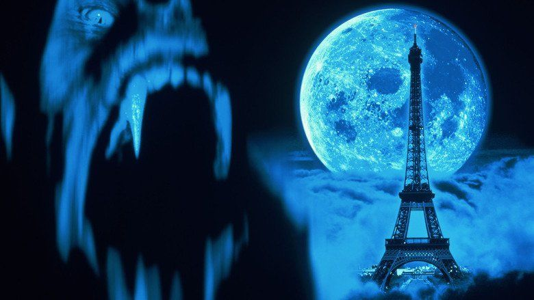 An American Werewolf in Paris movie scenes