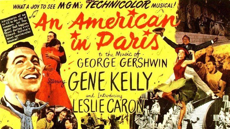 An American in Paris (film) movie scenes