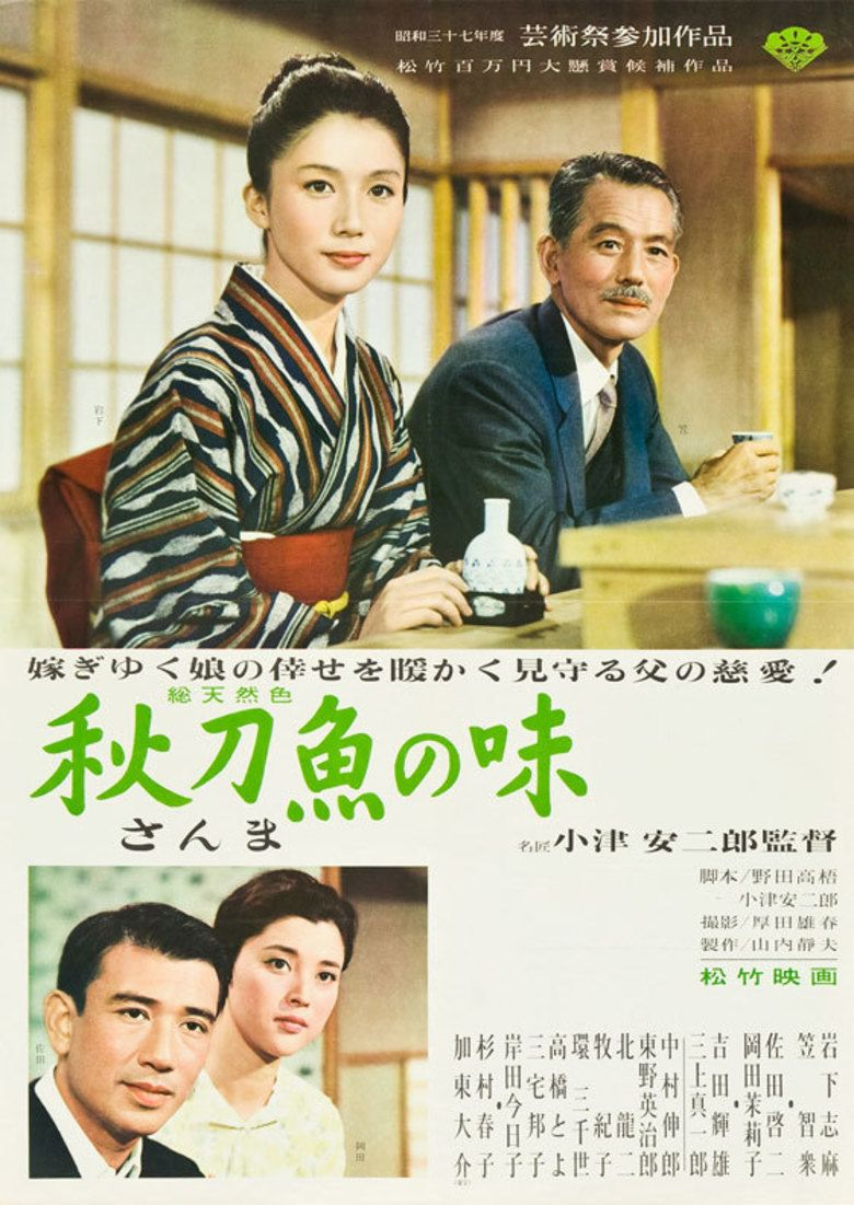 An Autumn Afternoon movie poster