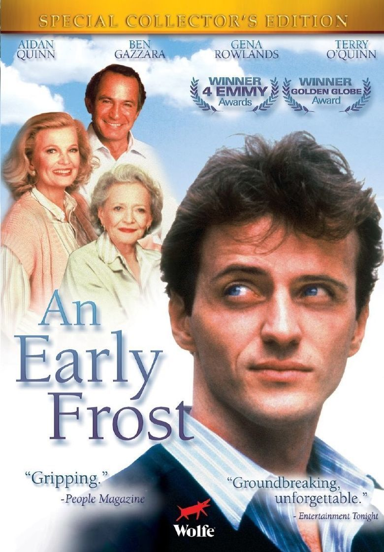 An Early Frost movie poster