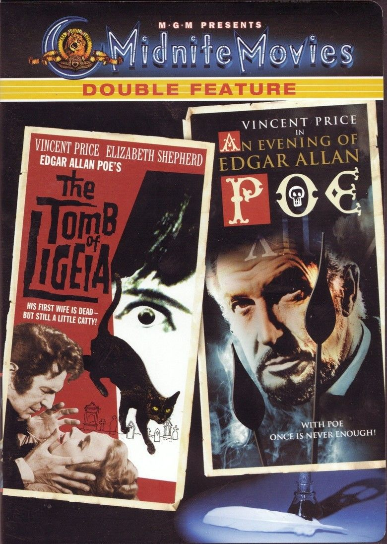 An Evening of Edgar Allan Poe movie poster