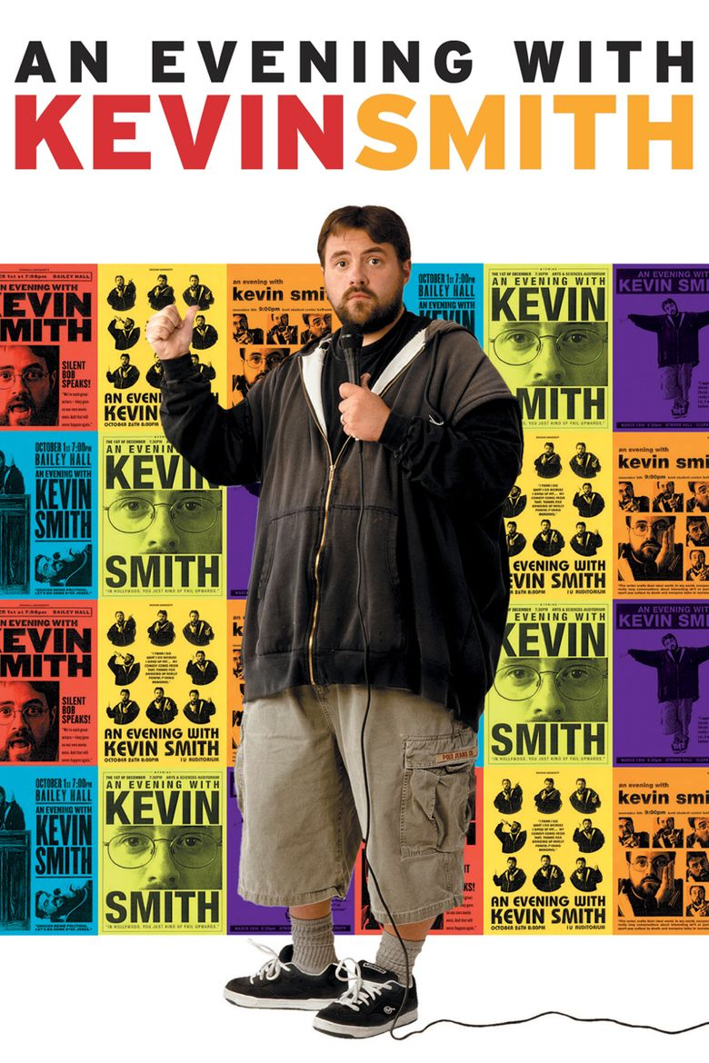 An Evening with Kevin Smith movie poster