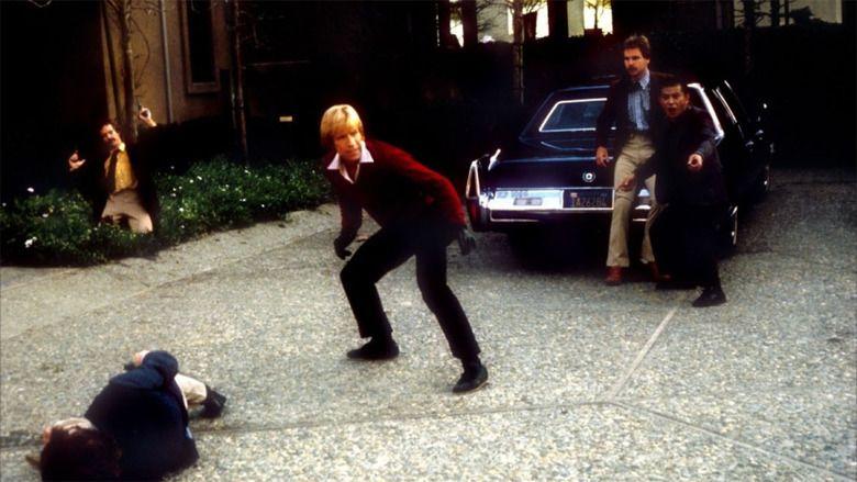 An Eye for an Eye (1981 film) movie scenes