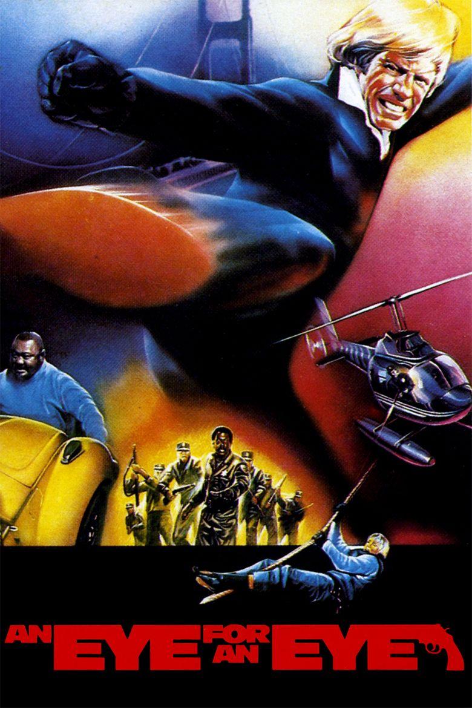 An Eye for an Eye (1981 film) movie poster