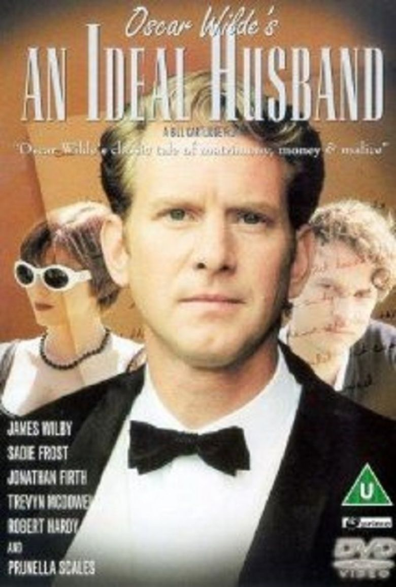 An Ideal Husband (1998 film) movie poster