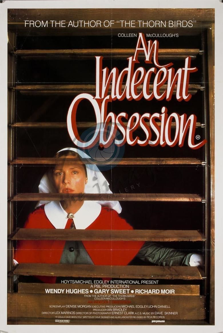 An Indecent Obsession movie poster