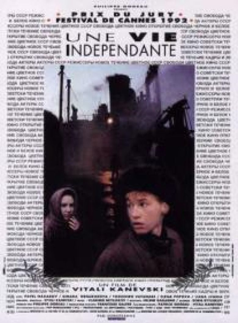 An Independent Life movie poster
