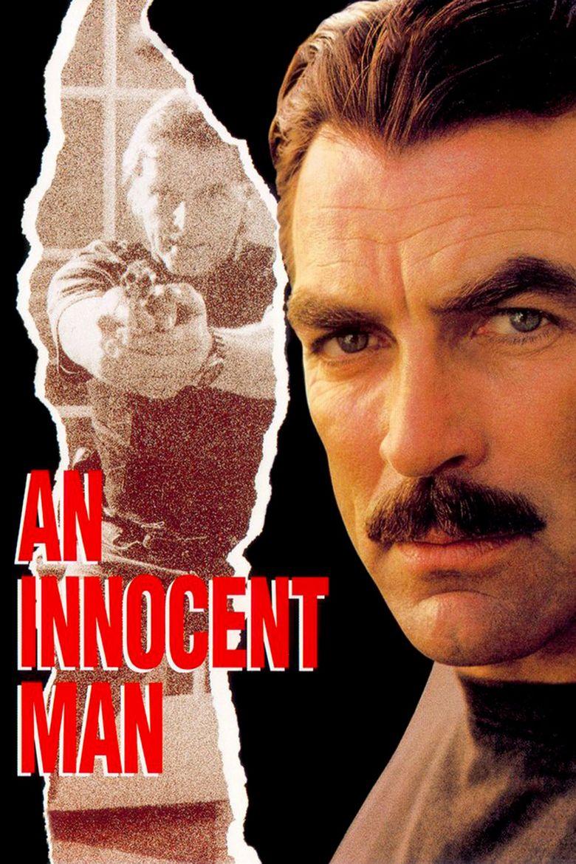 An Innocent Man (film) movie poster