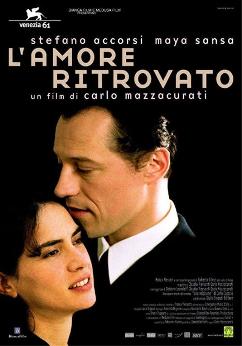 An Italian Romance movie poster