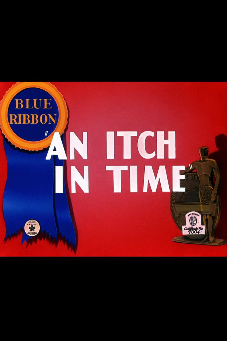 An Itch in Time movie poster