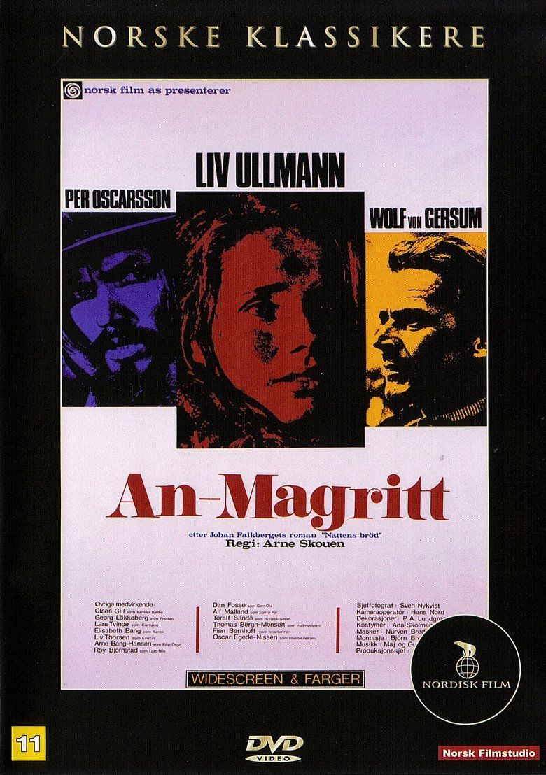 An Magritt movie poster