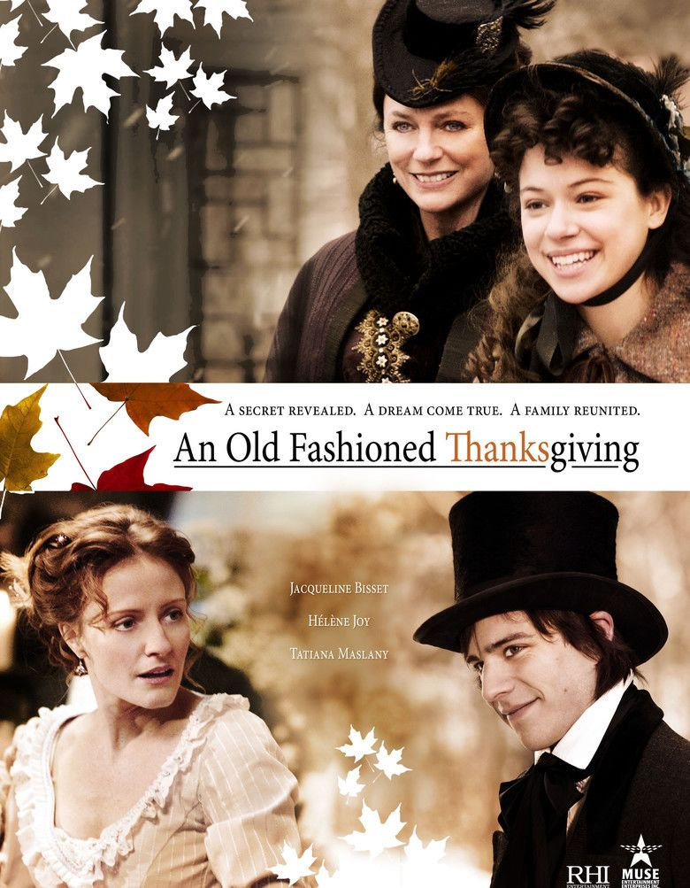 An Old Fashioned Thanksgiving movie poster