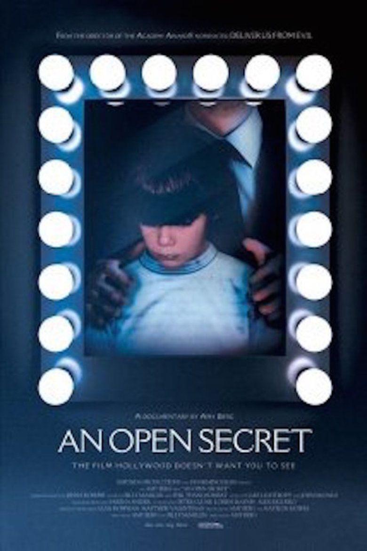 An Open Secret movie poster