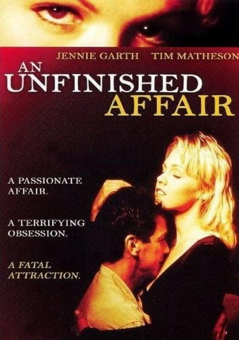 An Unfinished Affair movie poster