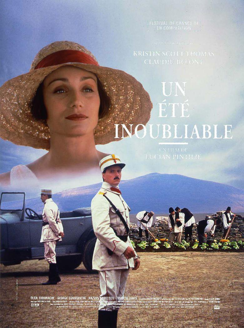 An Unforgettable Summer movie poster
