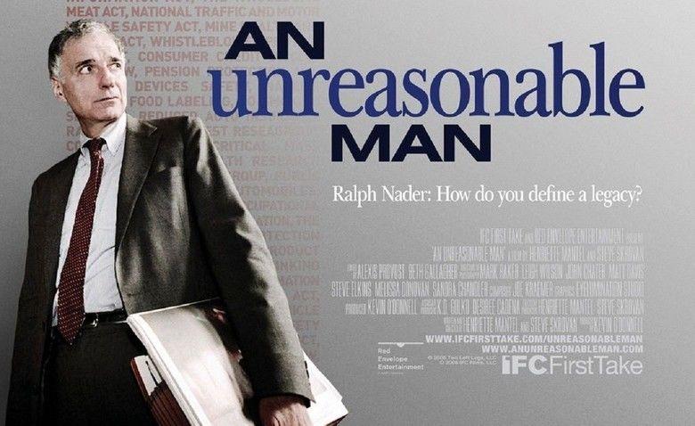 An Unreasonable Man movie scenes