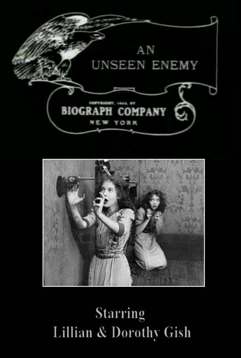 An Unseen Enemy movie poster