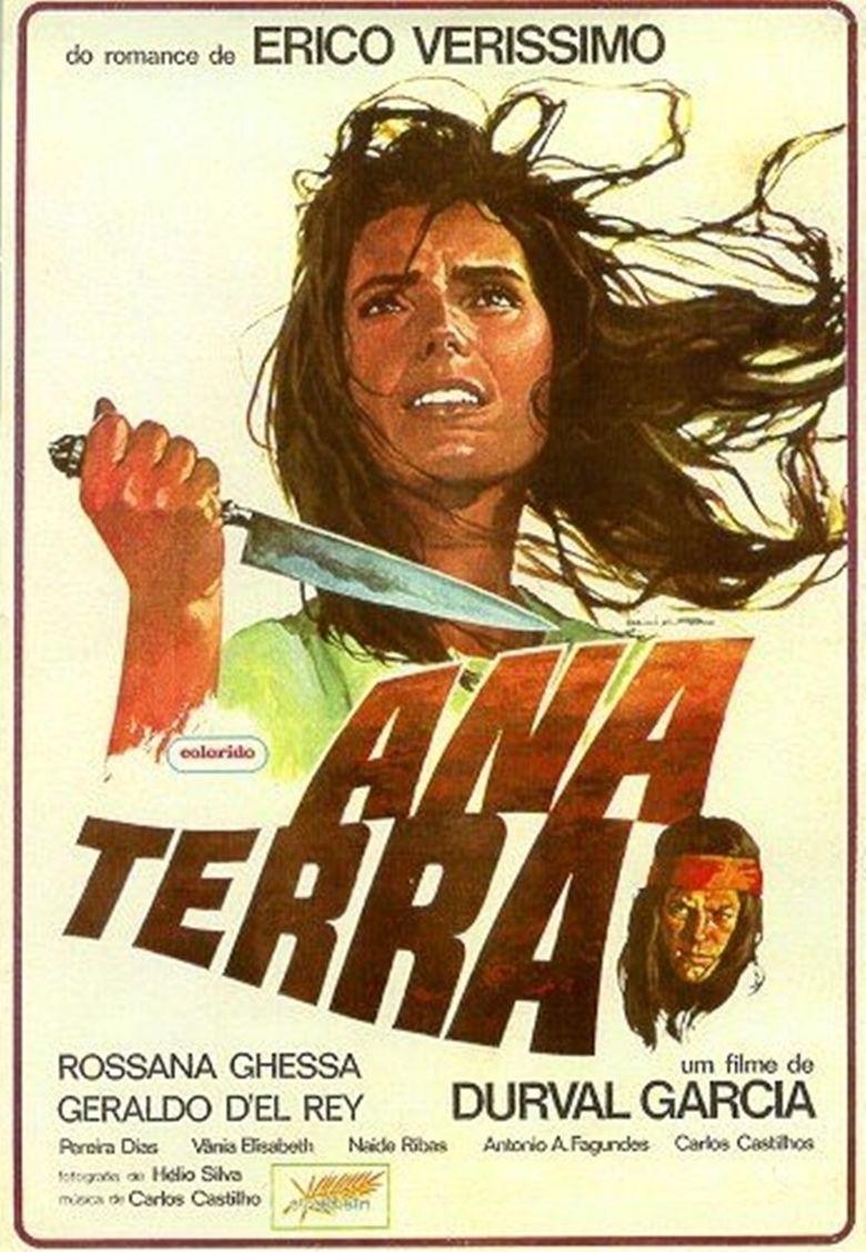 Ana Terra movie poster