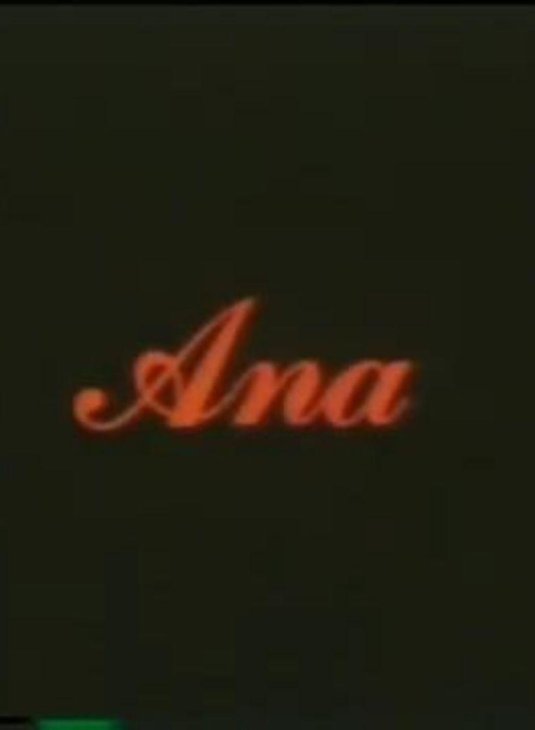 Ana (film) movie poster