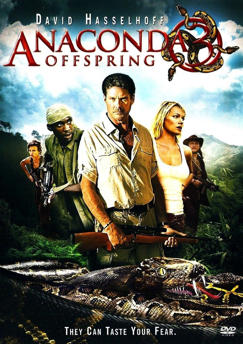 Anaconda 3: Offspring movie poster