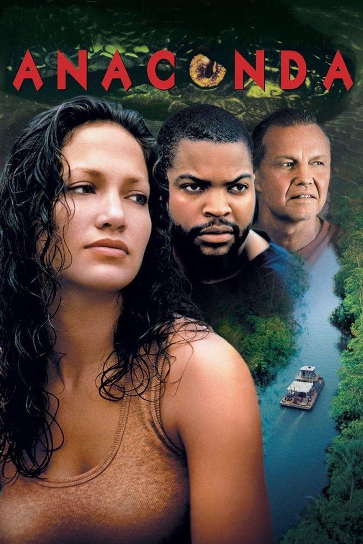 Anaconda (film) movie poster