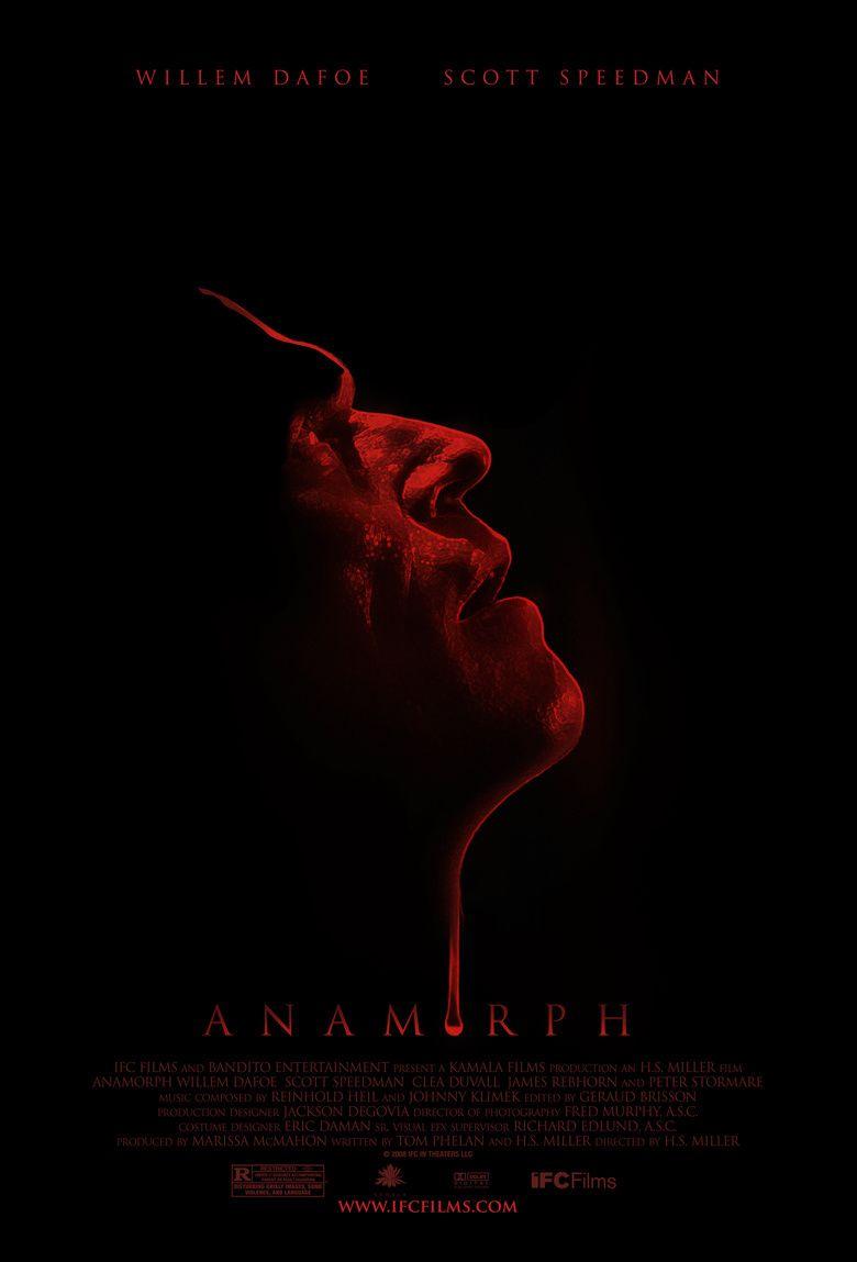Anamorph (film) movie poster